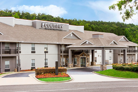 Country Inn & Suites, Birmingham-Hoover hotel exterior