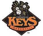 Frederick Keys baseball team logo
