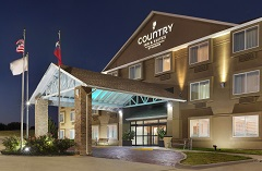 Country Inn & Suites, Fort Worth West, TX hotel exterior