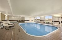 Indoor heated pool at the Country Inn & Suites, Lewisville, Texas