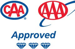 CAA and AAA logo