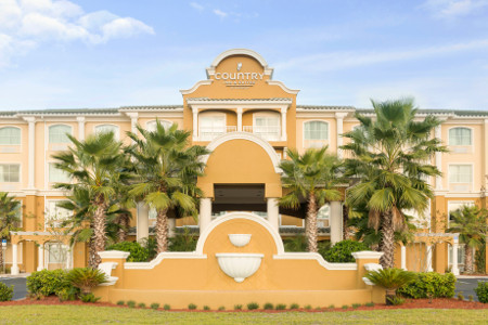 Country Inn Suites Port Orange Daytona Fl Exterior