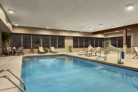 Hotel S Indoor Pool In Sidney