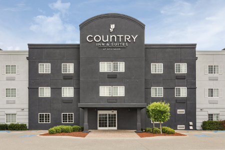 Country Inn & Suites, Shreveport-Airport, LA exterior
