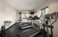 Fitness center at Country Inn & Suites, Smithfield-Selma