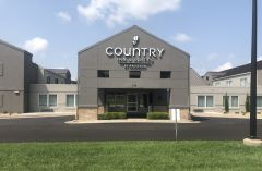 Country Inn & Suites, Wichita East, KS hotel exterior