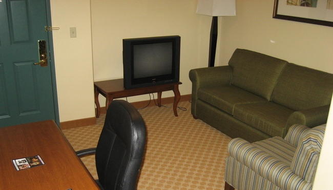 Executive or Parlor Suite