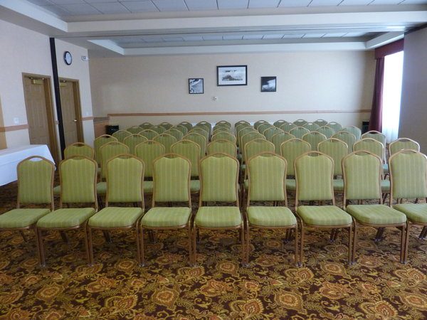 Meeting Room, Theatre Style