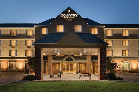 Country Inn & Suites, Lexington, VA hotel exterior