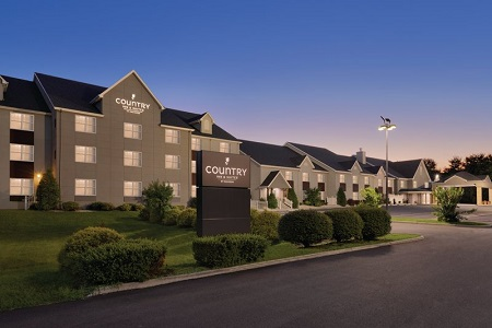 Country Inn & Suites, Roanoke, VA hotel exterior