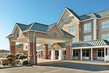 Country Inn & Suites, Petersburg, VA exterior