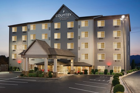 Country Inn & Suites, Wytheville hotel exterior