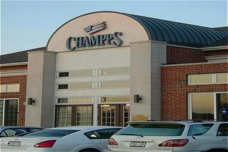 Champps front entrance