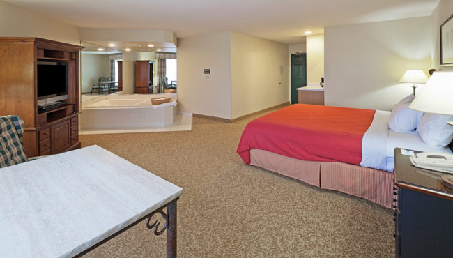 Germantown Whirlpool Suite