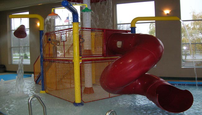 Pool Play Area