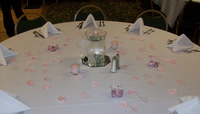 Banquet Room Table