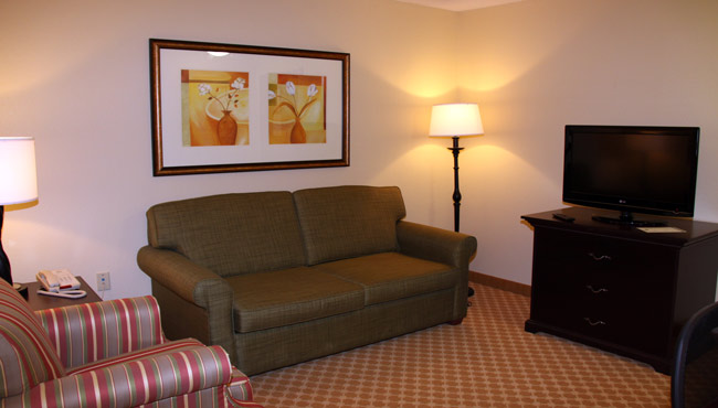 Suite Sitting Area