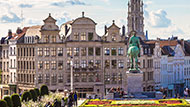 Discover our hotels in Belgium