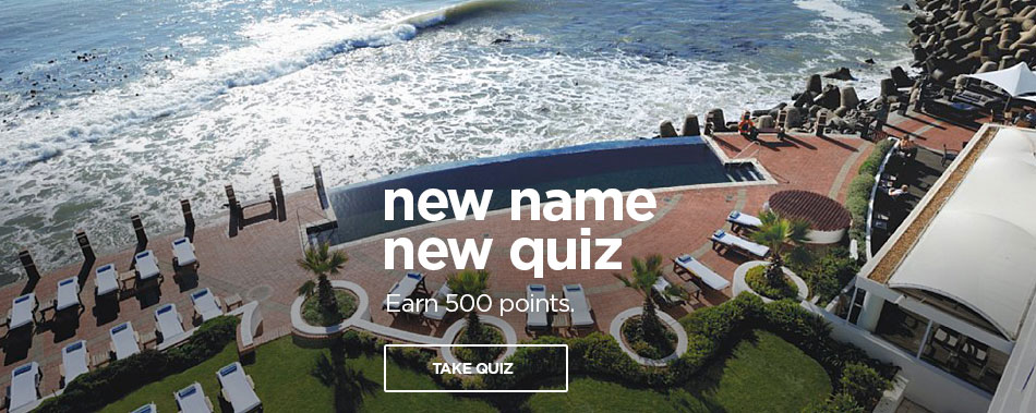 New Name, New Quiz