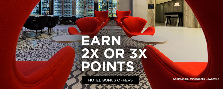 Earn More With Bonus Offers