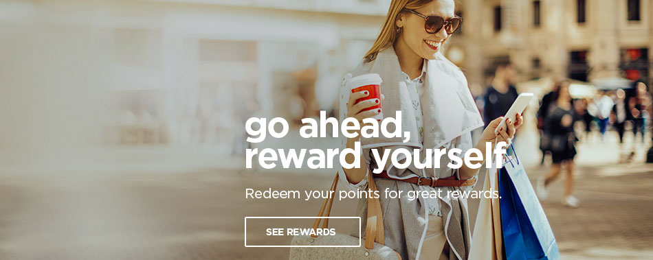Go Ahead, Reward Yourself