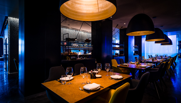 5&33 restaurant at art'otel amsterdam