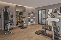 State-of-the-art fitness centre with TechnoGym equipment