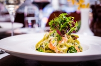 Delicious cuisine at Our London hotel