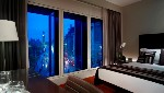 Hotel rooms with London city view