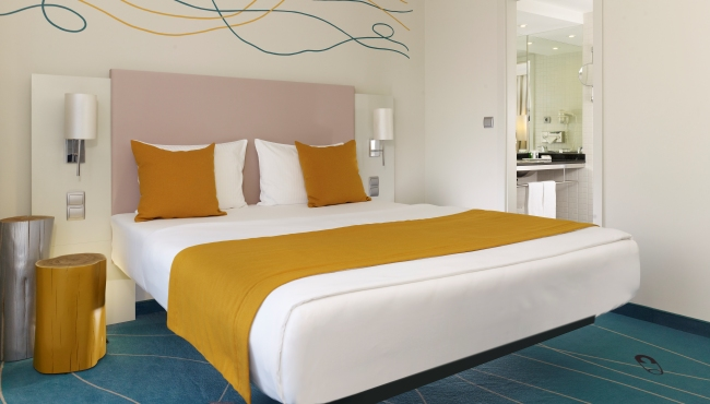 Hotel Suites in Budapest | art'otel budapest - Room Types