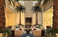 Lobby Lounge at Park Plaza Faridabad Hotel
