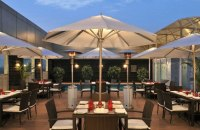 Terrace Grill Restaurant in Faridabad