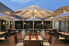Rooftop Dining in Faridabad