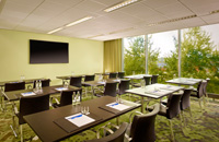 Schiphol hotel meeting room