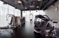 Amsterdam airport hotel fitness centre