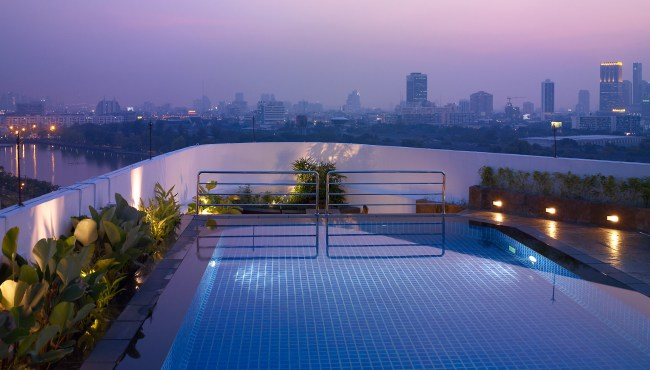 Bangkok Hotel With Fitness Center Park Plaza Fitness