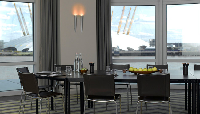 River Room Private Dining and Conference Room