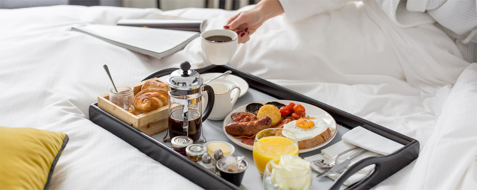 Complimentary breakfast this winter