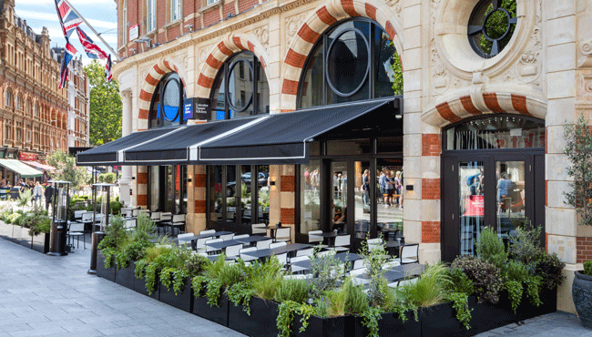 Leicester Square Kitchen Review