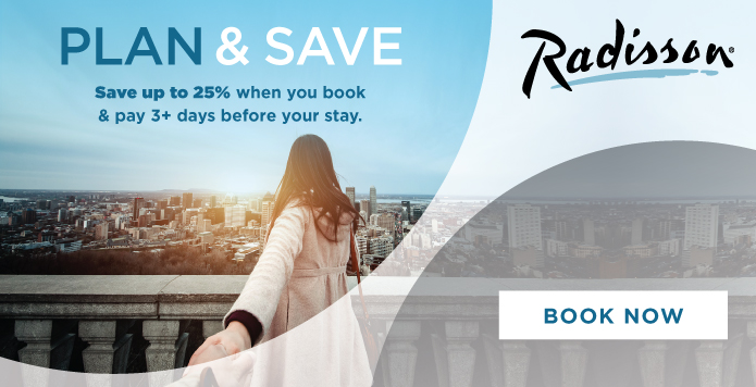 Hotel Deals Radisson Hotel Special Offers