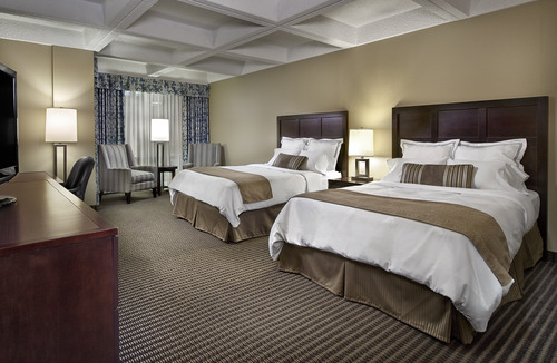 Large, Comfortable Guest Rooms