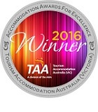 Tourism Accommodation Australia Awards for Excellence