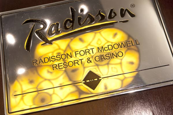 Radisson Award Winner