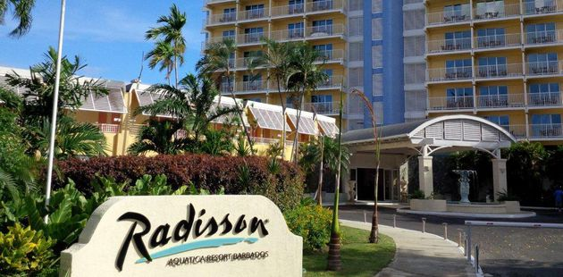 Radisson Aquatica Resort Barbados hotel exterior