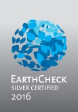 EarthCheck Silver Certified Hotel Awarded in 2016