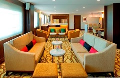 Bruneian hotel's exclusive Business Class Lounge