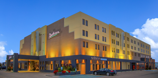 Welcome to Radisson Hotel Red Deer