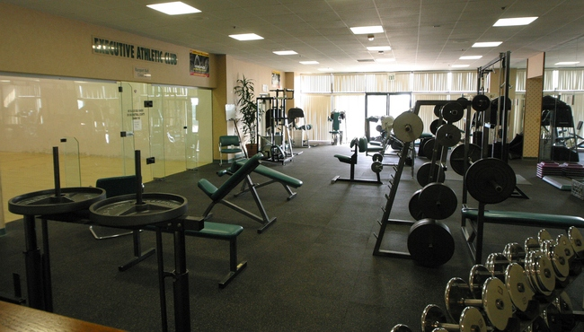 Executive Fitness Center