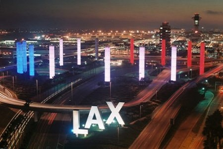 Nearby LAX Airport