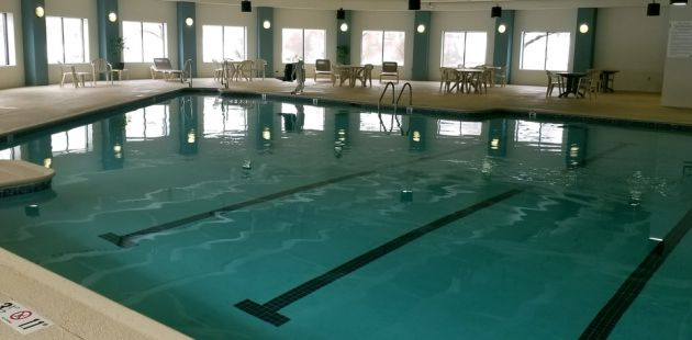 Largest indoor pool in Chelmsford